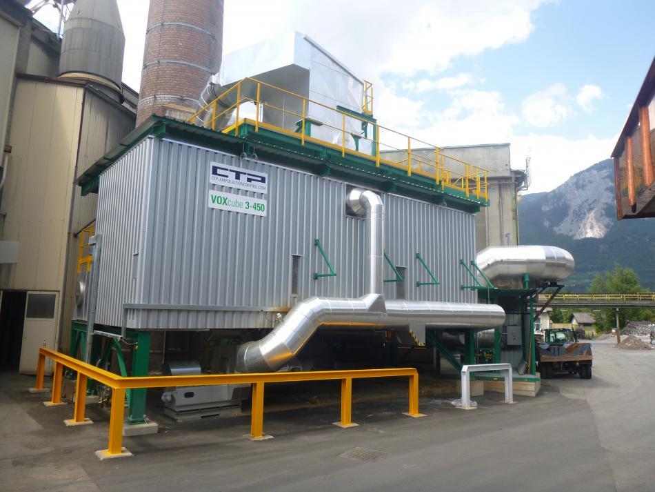 "CTP Reference ""Copper recycling"""
